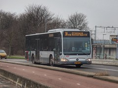 Line 38 (sander_sloots) Tags: bes citybus mercedes benz citaro rotterdam ret stadsbus buslijn halte busstop horvathweg