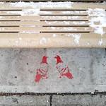 Pigeons Stencil thumbnail
