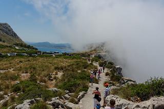Mirador Es Colomer - Mallorca - Clouds