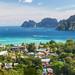 High views of Ko Phi Phi Island