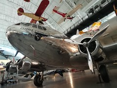 Clipper flying Club (francesca.clemente) Tags: stevenfudvarhazycenter nationalairandspacemuseum space airplane concorde bird aerospace museum mall dinosaur usa dc virginia washington colorado denver boulder wine beer winter spaceshuttle shuttle maga trump unitedstates