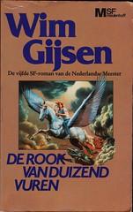 Meulenhoff SF 197 (Boy de Haas) Tags: paperbacks fantasy sf science fiction 1980s scifi rowena morrill