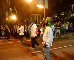 Flambeaux (BKHagar *Kim*) Tags: bkhagar mardigras neworleans nola la parade night street napoleon uptown fire torch flambeau flambeaux march