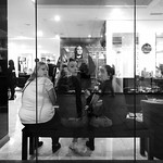 Three girls at the hairdresser ... thumbnail