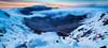Tsarichina Reserve (tyunkata) Tags: snowcapped mountain peak range ridge hill mer de glace alpenglow landscape extreme terrain avalanche snow eho hut bulgarian mountains bulgaria landscapes central balkan national park