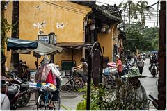 518- AMBIENTE COTIDIANO EN HOI AN - VIETNAM - (--MARCO POLO--) Tags: calles ciudades curiosidades exotismo asia