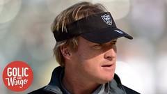 Jon Gruden on Raiders job: There's a good chance | Golic and Wingo | ESPN (Xtrenz) Tags: chance espn espnlive football golic good gruden headcoach job jon jongruden jongrudenraiders nfl raiders wingo