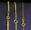 Chain Chain Chain ..... (simonpfotos) Tags: fasteners macromondays gold necklace
