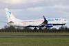 YR-BMH (GH@BHD) Tags: yrbmh boeing 737 738 737800 b737 b738 ob blueair specialcolours logojet dub eidw dublinairport dublininternationalairport dublin airliner aircraft aviation