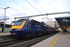 Great Western Railway HST 43141 (Will Swain) Tags: reading station 12th october 2017 berkshire great western railway hst high speed gwr first group class 43 greater london capital city south east train trains rail railways transport travel uk britain vehicle vehicles country england english 43141 141