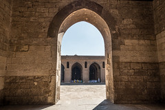 20171226 Cairo, Egypt 08351-55 (R H Kamen) Tags: ahmadibntulonmosque ahmedibntulunmosque cairo egypt egyptianculture middleeast northafrica architecture day famousplace largegroupofpeople mosque muslim outdoors placeofworship rhkamen