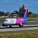 Wizz Air HA-LYG Airbus A320-232 Sharklets cn/5539 @ LMML / MLA 13-01-2018