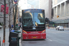IMG_4749 (GojiMet86) Tags: cornell university nyc new york city bus buses 2015 j4500 29 avenue 70th street