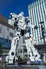 ν-GUNDAM (yamame_z) Tags: νgundam odaiba tokyo gundam build