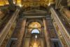 In front of La Pietà (George Fournaris) Tags: lapietà pieta stpetersbasilica rome italy wideangle 1635mm nikon df architecture