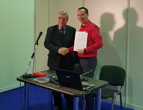 EPIC Russian Laser Association MoU 2018