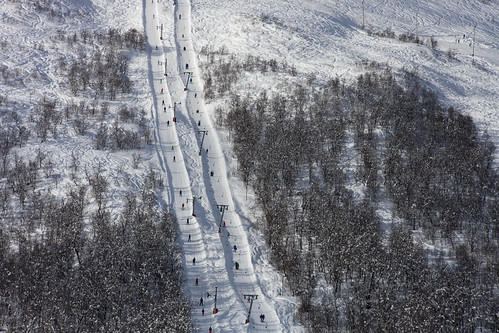 Sunnmørsalpane Skiarena Fjellsætra