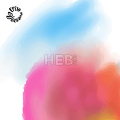 Pink and Blue watercolor background (Hebstreits) Tags: abstract acrylic art backdrop background banner bright brush color colorful decoration design element frame graphic hand illustration ink paint paper pastel pink splash stain stroke template texture vector wallpaper water watercolor watercolour white