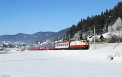 E10 1309 im Ennstal (Dennis Kraus) Tags: e10 e101309 ennstal radstadt 13187 schladming turnuszug skizug