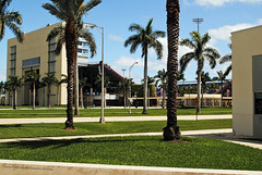 FAU Campus Stadium (Infinity & Beyond Photography) Tags: fau floridaatlanticuniversity building architecture owls ncaa college football stadium palmtrees florida university