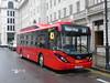 Departing in One Year... (ultradude973) Tags: goahead london general byd adl enviro200 mmc ev see66 lj67dkn 214 moorgate finsbury square highgate village blind change single decker electric bus