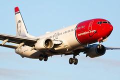 LN-NIG Boeing 737-8JP(WL) Norwegian Air Shuttle (Andreas Eriksson - VstPic) Tags: lnnig boeing 7378jpwl norwegian air shuttle
