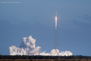 SpaceX:  This is heavy lifting!