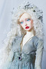 Sea Fog (AyuAna) Tags: bjd ball jointed doll dollfie ayuana design handmade ooak clothing clothes dress set outfit fashion couture sewing sewingfordolls minidesign sd16 ordoll limos hybrid spiritdoll proud 2nd body whiteskin