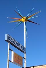 El Rey's Comedor (Patricia Henschen) Tags: newmexico sign neonsign rt66 route66 vintage elreyscomedor restaurant moriarty