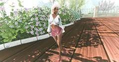 Valentina.. (SoliCaproni) Tags: zd maitreya slink belleza rezology hair