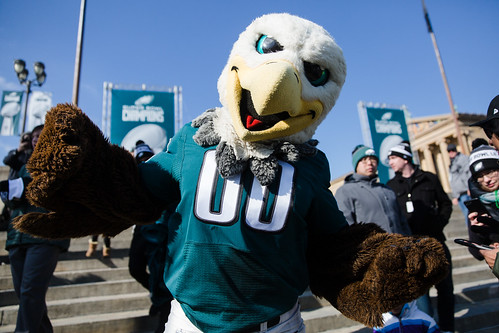 Governor Wolf Attends Philadelphia Eagles Super Bowl LII Victory Parade