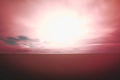 Beyond (.enKay) Tags: red clouds sea seascape minimal minimalism minimalist canon60d canon longexposure slowshutter tokina1116 travelphotography travel travelling vacation belize beach sky horizon color colour colourful colours colors colorful