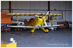 G-IIIT Aerotek Pitts S-2A Special (SPRedSteve) Tags: giiit pitts s2 s2a special aerotek biplane shobdon