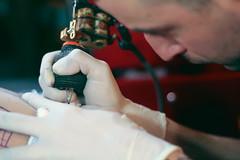 (Paranoico (MDMAfia)) Tags: color colour tatuaje tattoo oscarcolores luz light