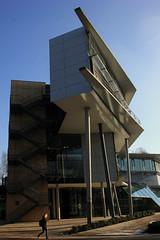 Haus der Wirtschaft, Kiel (13) (Rüdiger Stehn) Tags: 2018 europa mitteleuropa deutschland germany norddeutschland schleswigholstein 2000er bauwerk profanbau kieldamperhof 2000s architektur gebäude canoneos550d kiel rüdigerstehn neubau