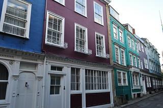 Oriel street, Oxford, Oxfordshire, Angleterre, Royaume-Uni.