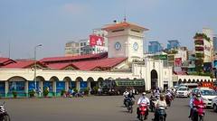 Saigon HCMC South Vietnam (FiveStarVagabond) Tags: saigon hcmc south vietnam