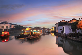 Brushing the Oriental Venice