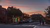 Twilight Comes ('SeraphimC) Tags: sunset landscape countryside bucolic vista