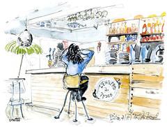 L'Envers du bocal, Poitiers (Croctoo) Tags: poitiers envers enversdubocal café poitou poitoucharentes restaurant bar
