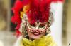 Carnival faces (Alessandro Giorgi Art Photography) Tags: carnival faces carnevale facce maschere girl donna woman colori colors rosso giallo red yellow venice venezia italy italia outdoor nikon d7000