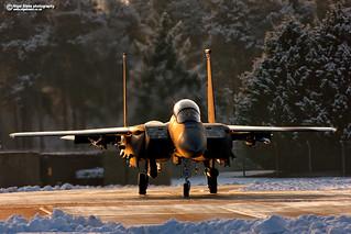 McDonnell Douglas Boeing F15E Strike Eagle 91-0310