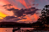 A glorious end to the day (sarahOphoto) Tags: 6d australia beach canon coast driftwood landscape nature ocean outdoors oz rivulet sea sunset triabunna vicarys tasmania au