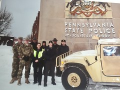 PNG Response - 2018 Record Erie Snow (PANationalGuard) Tags: pennsylvania national guard png pa army paang erie snow domops domestic operations winter storm pema psp state police
