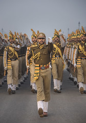 Republic Day India (Sourabh Gandhi) Tags: republic day india intriguing moment sabbyy sg sourabh gandhi parade soldier biker women army force marching delhi gate president house rashtrapati bhawan armed gun street travel photography indian editorial subject photos images newspaper abstract