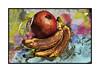 fruitpiece (alex.pogorelov) Tags: stil life stillife art colors summer contemporaryart scetch abstract fruits