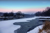 Fox River (mariola aga) Tags: winter river foxriver snow snowing water frozen trees riverbanks ice grass sky landscape thegalaxy saariysqualitypictures