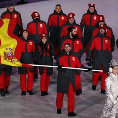 Ceremonia De Inauguracion PyeongChang 2018 44