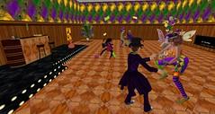 Mardi Gras at Swing Moon