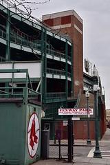 Fenway Park (AntyDiluvian) Tags: boston massachusetts fenway street mlb fenwaypark stadium redsox